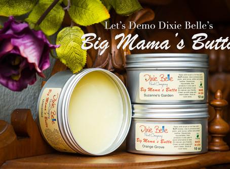 Big Mama's Butta to the Rescue!