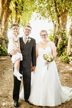 Landhochzeit - Standesamtliche Trauung - Sarah Prahm Hochzeitsfotografie