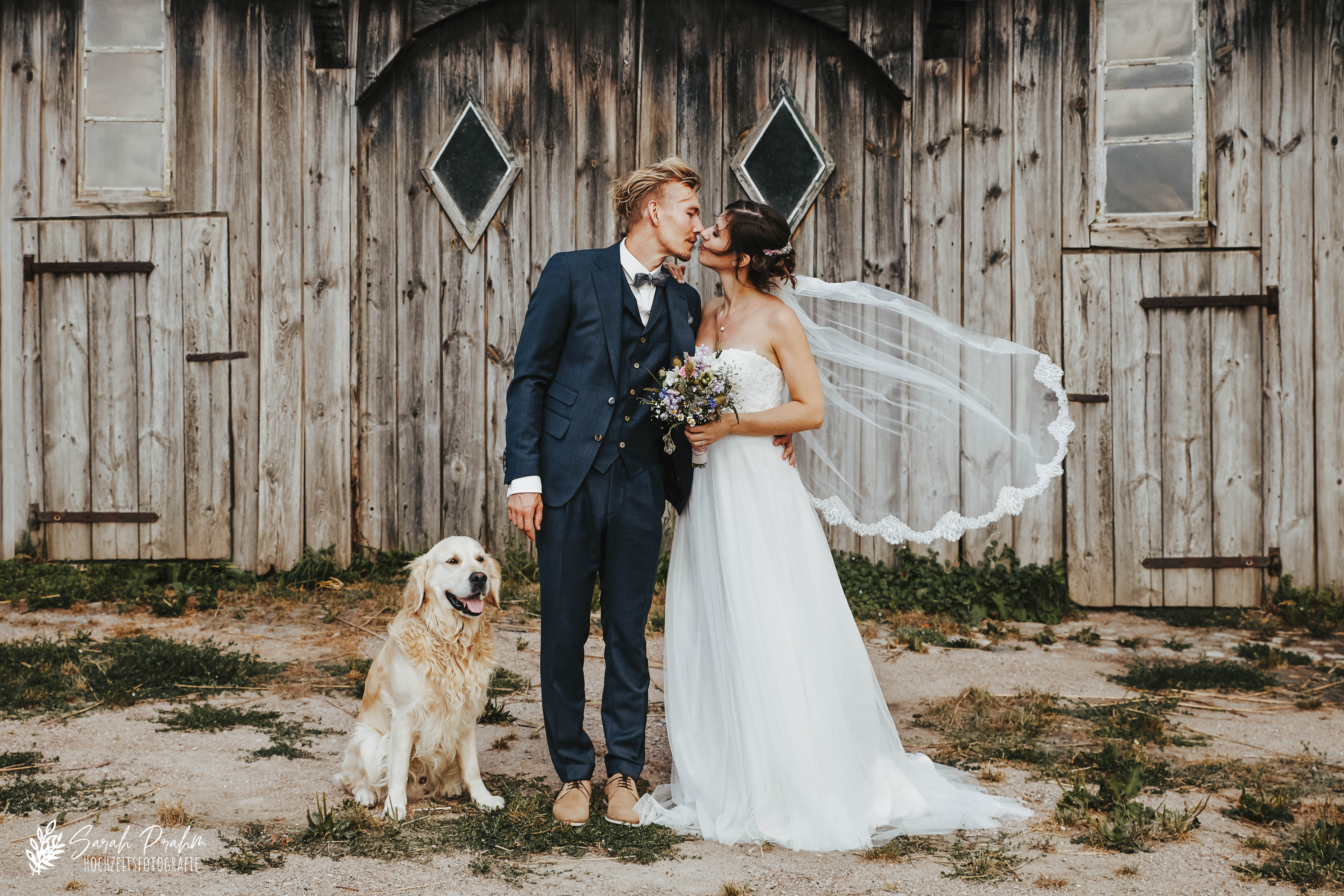 Vintage Hochzeit - Freie Trauung - Sarah Prahm Hochzeitsfotografie