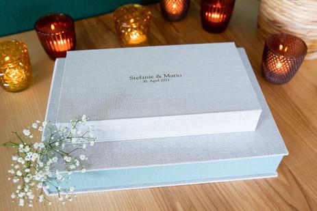 Fotobox und Fotobuch - Sarah Prahm Hochzeitsfotografie