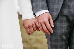 Standesamtliche Trauung im Küsterhaus - Sarah Prahm Hochzeitsfotografie