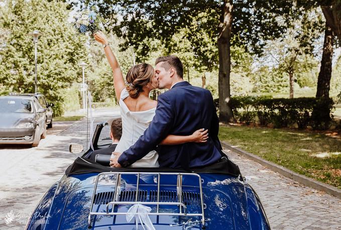 Standesamtliche Trauung - Sarah Prahm Hochzeitsfotografie