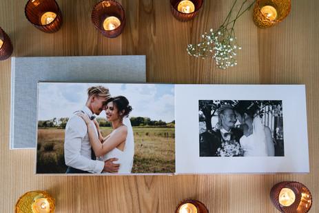 Fotobuch - Sarah Prahm Hochzeitsfotografie