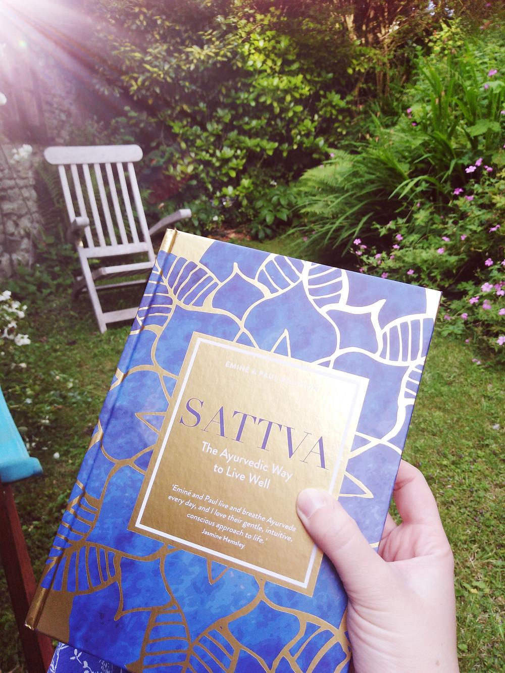 Sattva: The Ayurvedic Way to Live Well by Emine and Paul Rushton (Hay House UK Ltd, 2019)