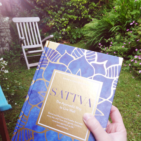 (BOOK REVIEW) SATTVA: THE AYURVEDIC WAY TO LIVE WELL BY EMINE & PAUL RUSHTON