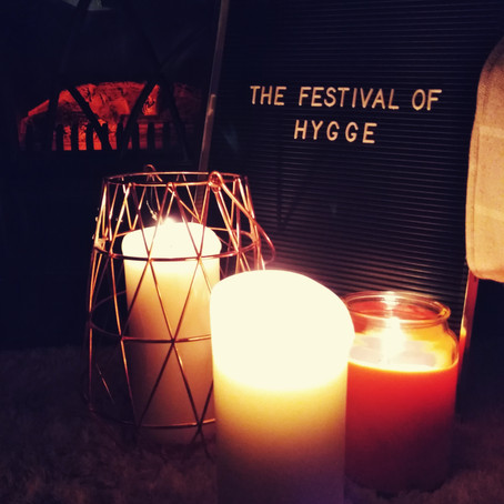 The Festival of Hygge: Cosiness in the City