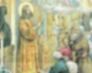 преп Серафим в храме.jpg