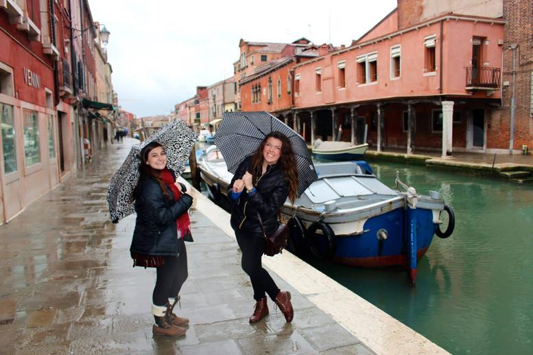 Backpacking Across Europe
