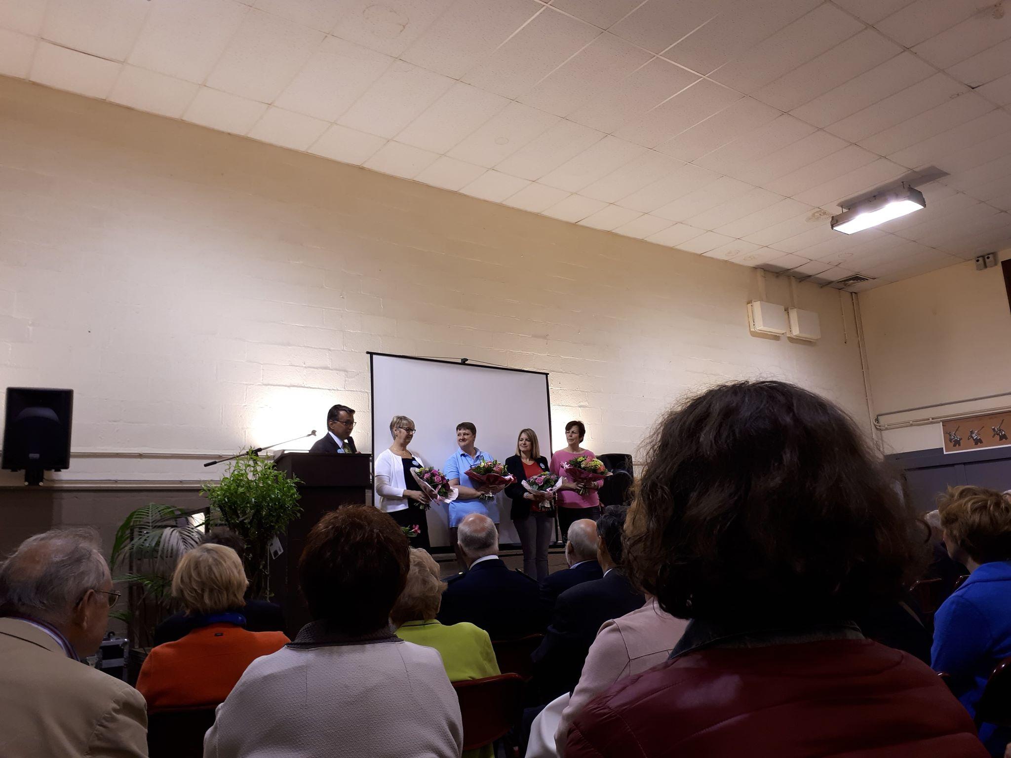 Salon de la santé Fosses-la-Ville