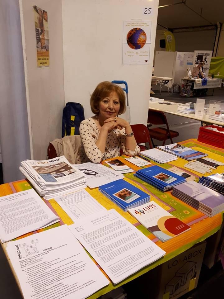 Antoinette Romeo, Présidente GIPSO