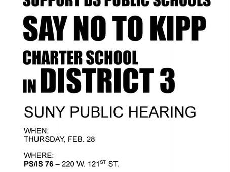 Support Public Schools!