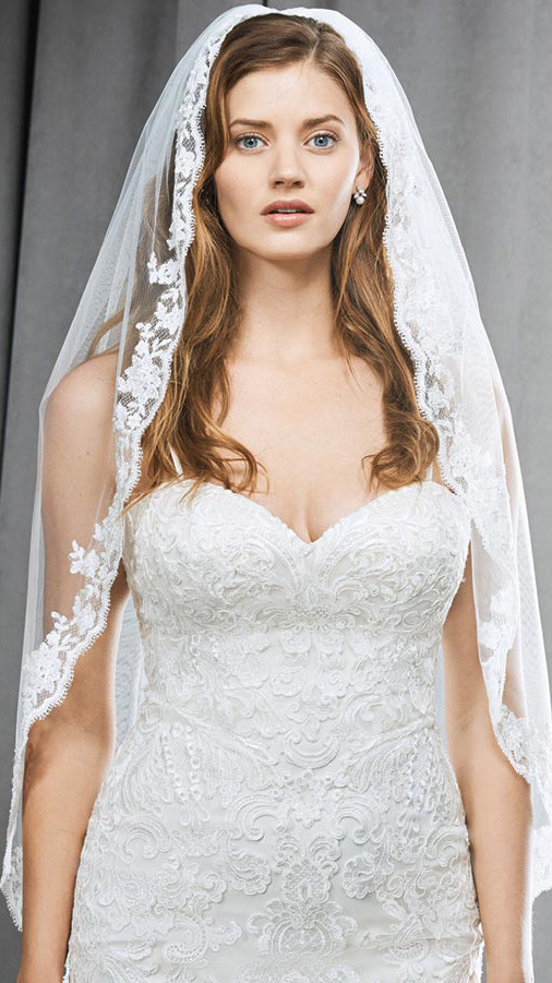 Bridal Accessories Kenneth Winston