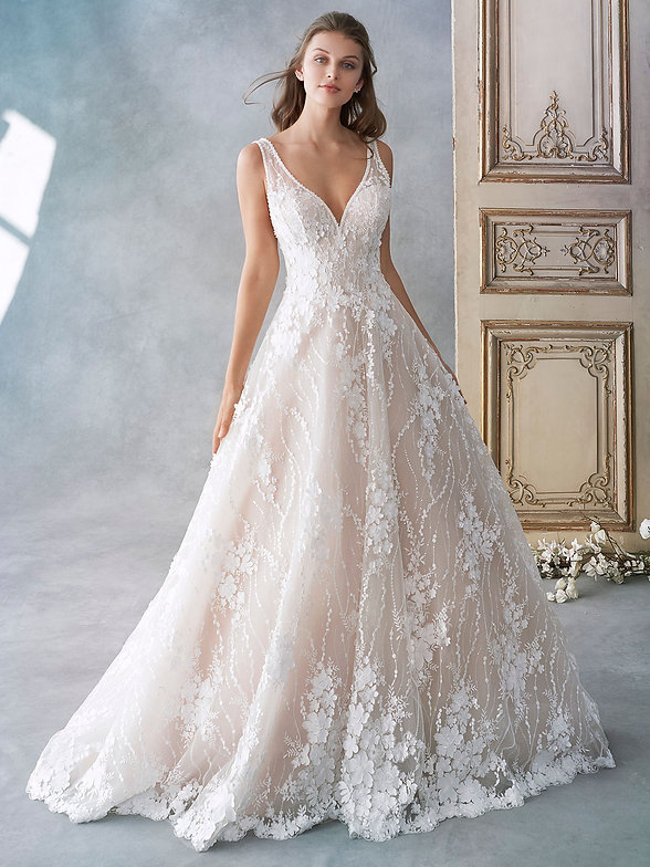 Kenneth Winston Designer Wedding Dresses Designed In California