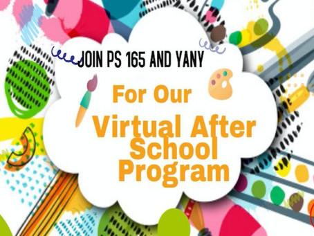 YANY Afterschool Program Update