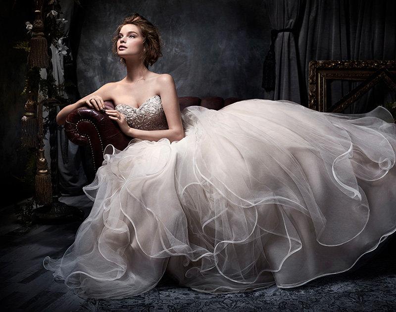 Kenneth Winston Designer Wedding Dresses Designed In California