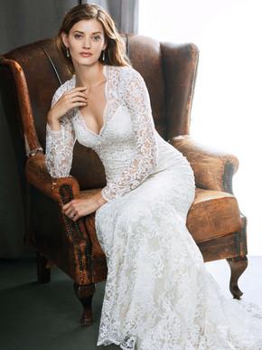 Understanding Wedding Dress Colors Kenneth Winston Designer
