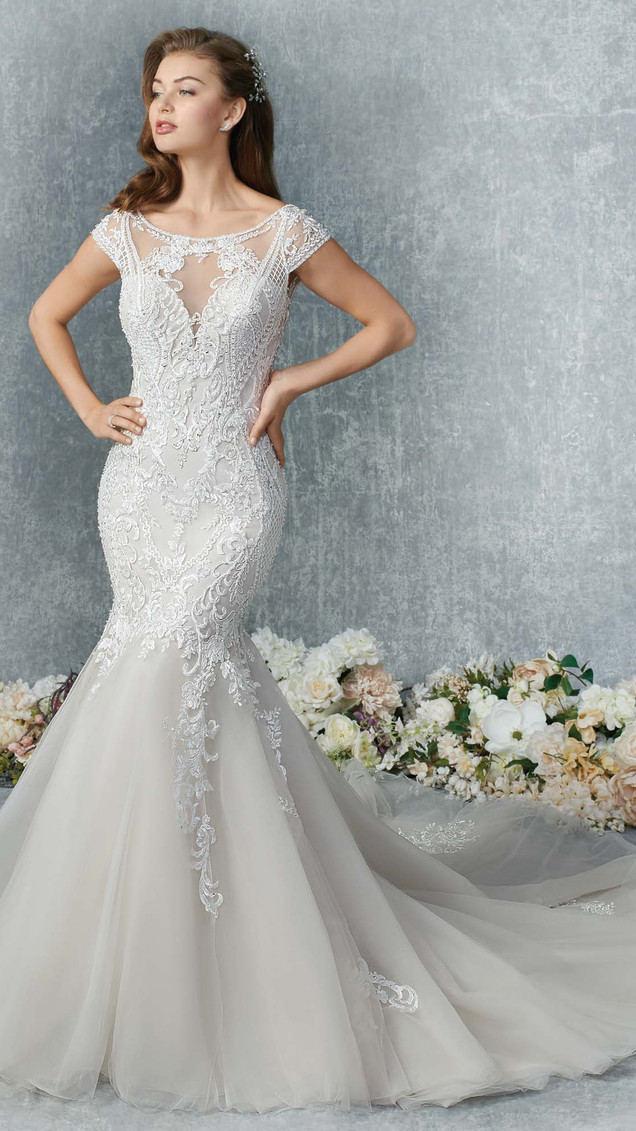 b3f58357ed Kenneth Winston | Designer Wedding Dresses | Designed in California