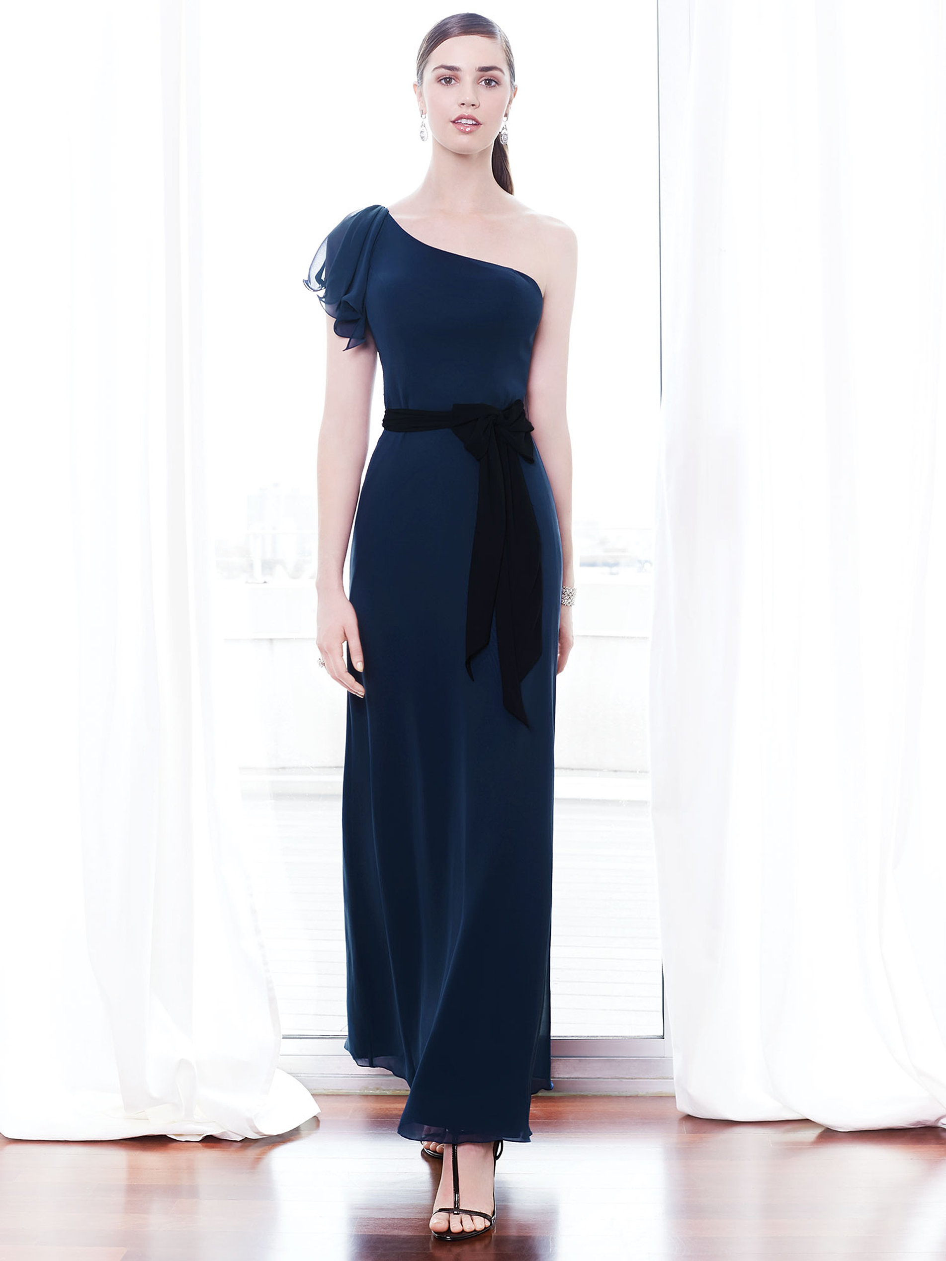 Colour by kenneth winston designer bridesmaid dresses los angeles bridesmaid dresses with straps ombrellifo Gallery
