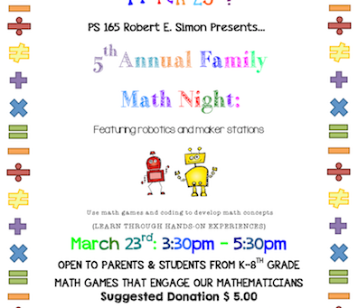 Math Night!