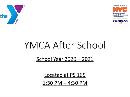 Updated After School Program Information