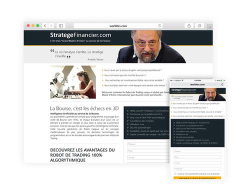 StrategeFinancier