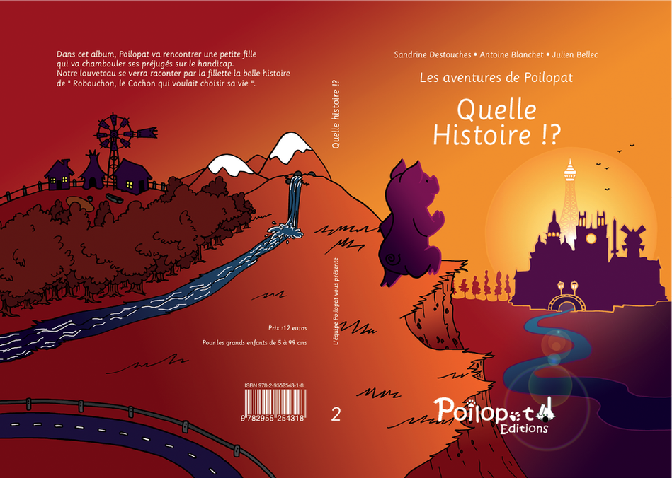 Couverture Tome n°2