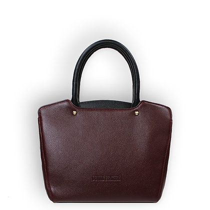 FLORENCE TWO-TONE TOTE