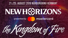 New Horizons Festival, 21. /25. August am Nürburgring