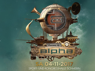 Pioneer DJ alpha - Be different