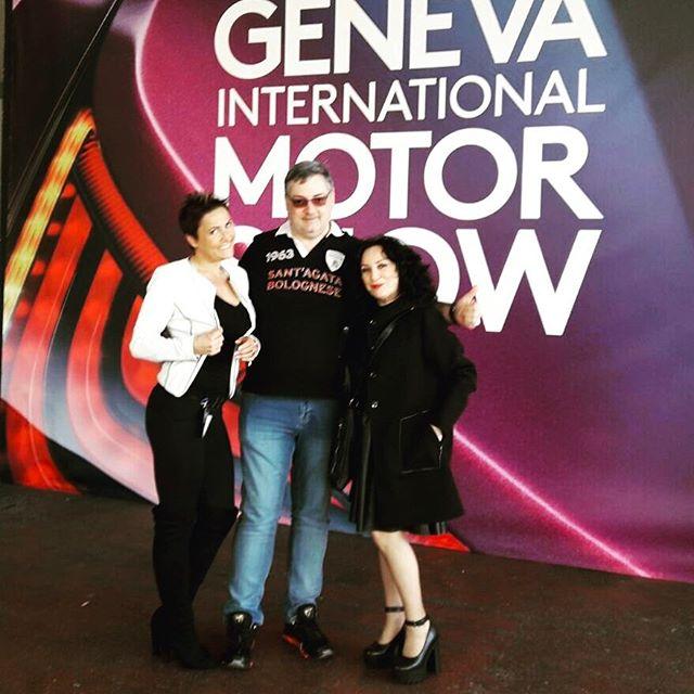 Autosalon Genf  #GIMS2017