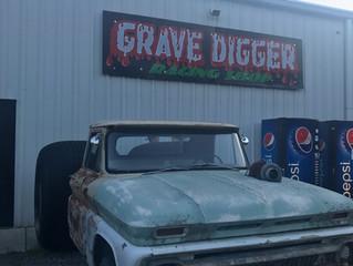 Grave Digger,  Kill Devil Hills