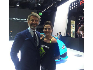 Mk-project meets Stephan Winkelman. The CEO of Lamborghini