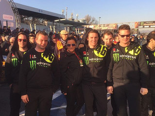 Monza Rally Show Finaly Show