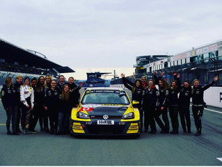 "Giti Tire Motorsport by WS Racing und ""Girls Only – Ready to rock the Green Hell"" erfolgreich beim 2"