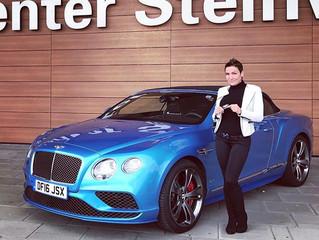 Wir testen den Bentley Continental GT Speed mit 625 PS