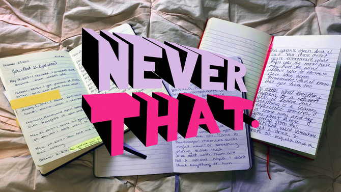 NEVER THAT: The Psychology of Second Chances
