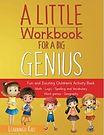 A Little Workbook For A Big Genius