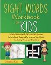 Sight Words Workbook For Kids