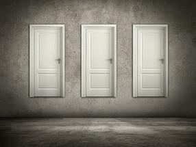 When There's No Open Door