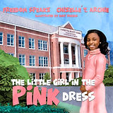 The Little girl in The Pink Dress Cover.