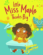 corrected Little Miss Maple Thinks Big -
