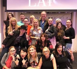 Lash Artists International 2018