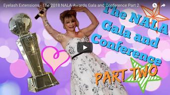 BeautyPro Media NALA Gala Video