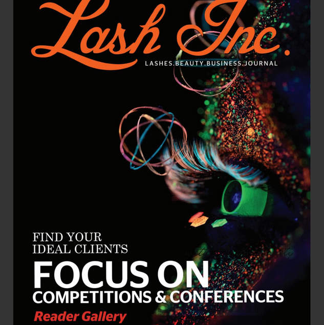 Lash Inc. Magazine