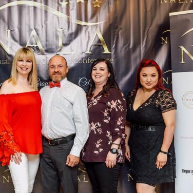 The 2018 NALA Event Team (a.k.a. The Dream Team)