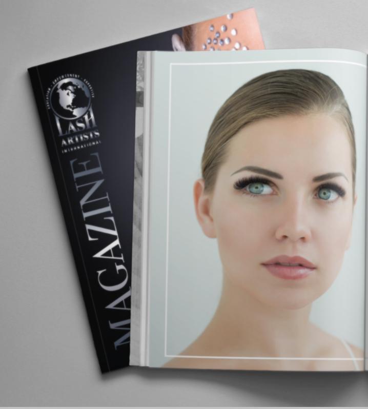 Lash Artists International Magazine
