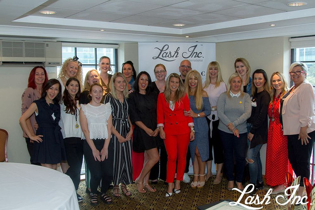 Lash Inc Event Glasgow