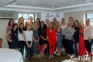 Lash Inc Event Glasgow