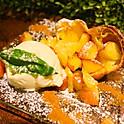 ポップオーバー リンゴのキャラメリーゼ