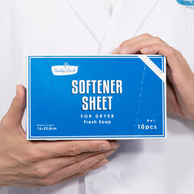 SOFTENER SHEET 10P